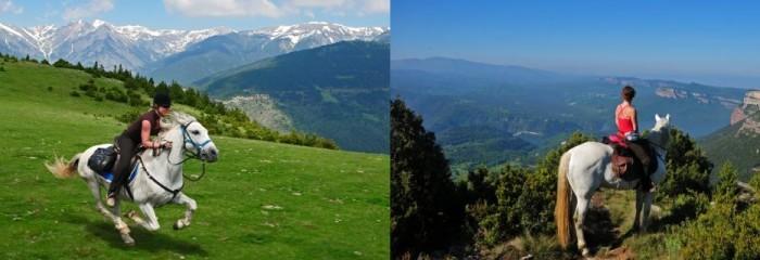 Avventura sui Pirenei