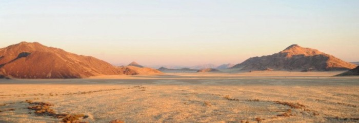 Namibian Desert Lodge