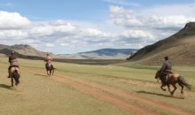 Deserto & Valle del Orkhon