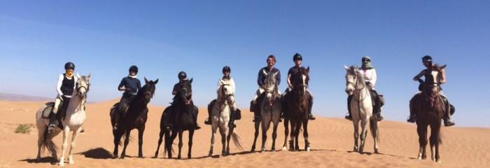 Trekking del Deserto