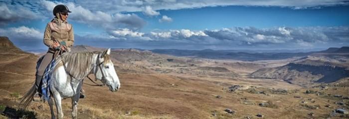 Spedizione nel Regno del Lesotho