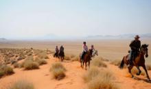 Spedizione nel Deserto Namib